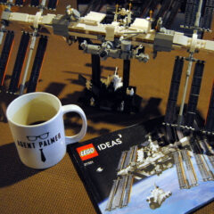 Even in LEGO form, the ISS is an engineering marvel