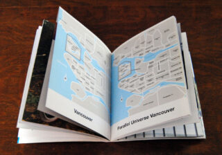 City of Glass even has maps