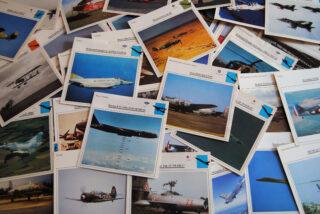 Edito-Service Military Aviation Airplane Cards