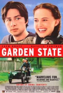 Garden State Rental Poster