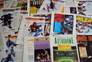 Newfield Publications' Sports Pages