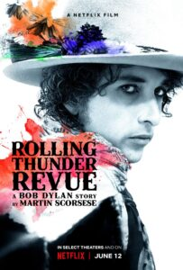 The Rolling Thunder Revue Movie Poster
