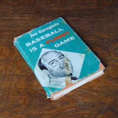 Joe Garagiola Baseball is a Funny Game Book Review
