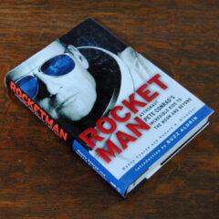 Rocketman Pete Conrad Book Review