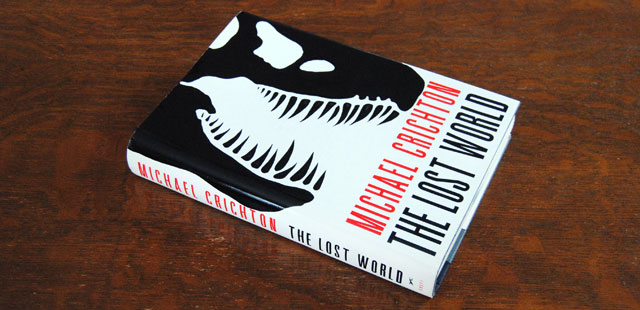Crichton's The Lost World is Espionage, Extinction, and Evolution